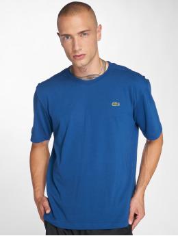Lacoste t-shirt Classic blauw