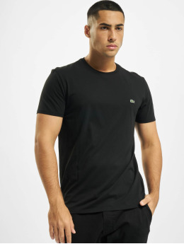 Lacoste T-Shirt Basic schwarz