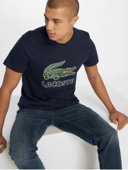 Lacoste T-shirts Navy blå
