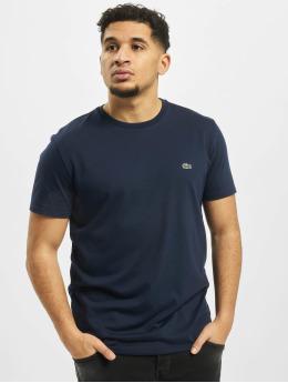 Lacoste T-shirts Basic  blå