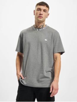 Lacoste T-shirts Logo  grå