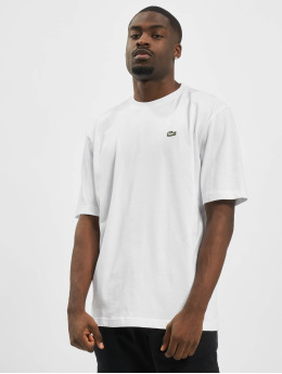 Lacoste T-Shirty Live  bialy