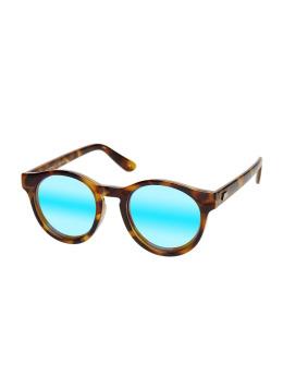 Le Specs Sonnenbrille Hey Macarena braun