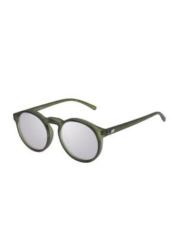 Le Specs Sonnenbrille Cubanos grün