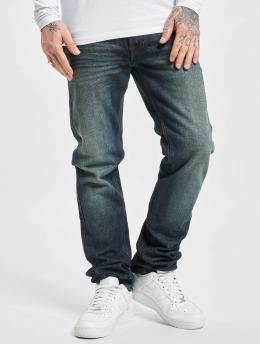 Lee Dżinsy straight fit Basic  niebieski