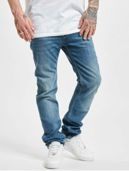 Lee Straight Fit Jeans Powell  blå