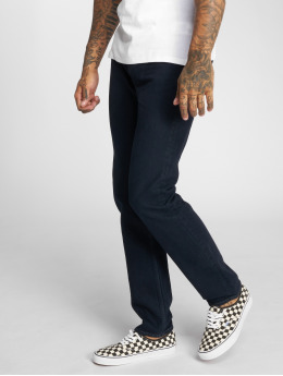Lee Straight Fit Jeans Rider blau