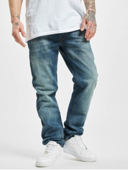 Lee Straight Fit Jeans Daren blau