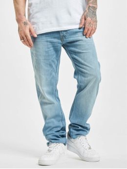 Lee Straight fit jeans Daren  blauw
