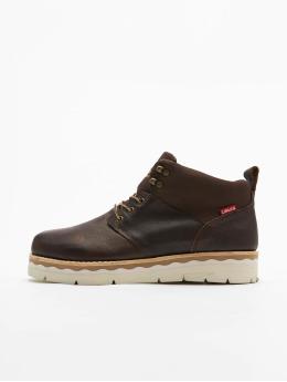 Levi's® Čižmy/Boots Jax S Wave  hnedá