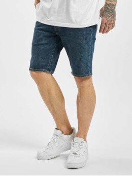 Levi's® Šortky 511 Slim Hemmed modrý