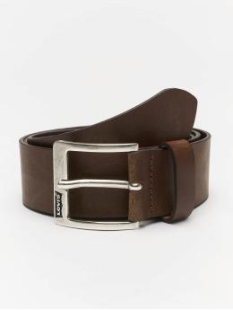 Levi's® Ремень Cloverdale  коричневый