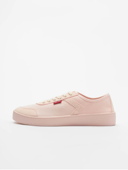 Levi's® Baskets Blanca magenta