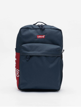 Levi's® Batohy Updated Levi's L Pack Standard Issue - Red Tab Sid modrá