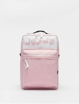 Levi's® Batohy Mini L Pack Lazy Tab ružová
