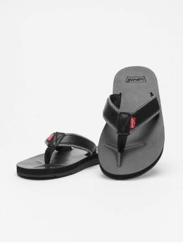 Levi's® Chanclas / Sandalias Jurupa  negro