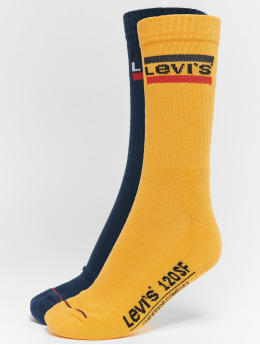 Levi's® Chaussettes 120 SF Olympic Logo jaune