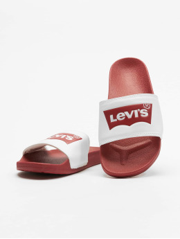 Levi's® Claquettes & Sandales June Batwing S rouge