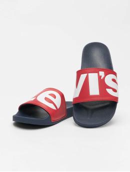Levi's® Claquettes & Sandales June L rouge