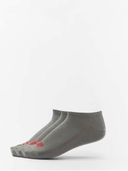 Levis® Dobotex Chaussettes 168SF Low Cut 3P gris