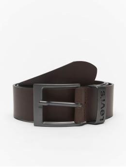 Levi's® Gürtel Ashland Metal  braun