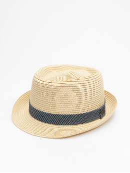 Levi's® Hatut Straw Fedora beige