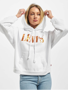Levi's® Hoodie Graphic 2020 Tall Serif white