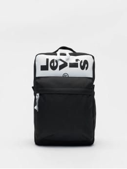 Levi's® Mochila Mini L Pack Lazy Tab negro