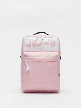 Levi's® Mochila Mini L Pack Lazy Tab rosa