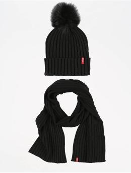 Levi's® Overige Fur Pom  zwart