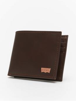 Levi's® Peňaženky Hunte  hnedá