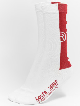 Levi's® Ponožky 168 SF Regular Cut biela