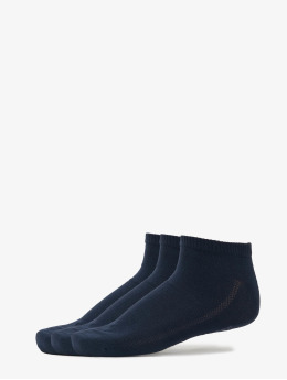 Levi's® Ponožky 168 SF Low Cut 3-Pack modrá