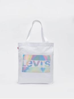 Levi's® Sac à cordons Everyday Two Face blanc