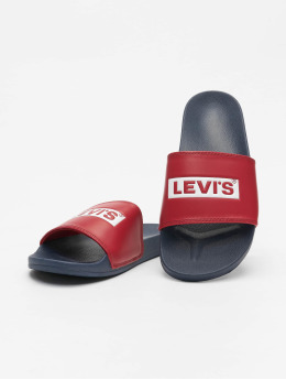 Levi's® Sandály June Babytab modrý