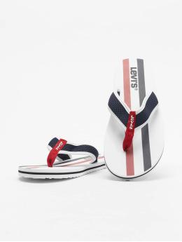 Levi's® Sandaalit Dodge Sportswear valkoinen