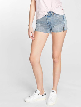 Levi's® Short Shorts Altered Zip indigo