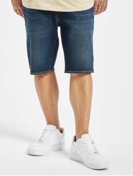 Levi's® Shorts 502™ Taper Hemmed blau