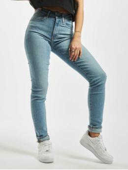 Levi's® Skinny Jeans 721 High Rise niebieski