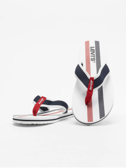 Levi's® Slipper/Sandaal Dodge Sportswear wit