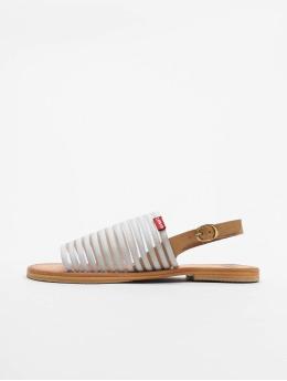 Levi's® Slipper/Sandaal Shastina  wit
