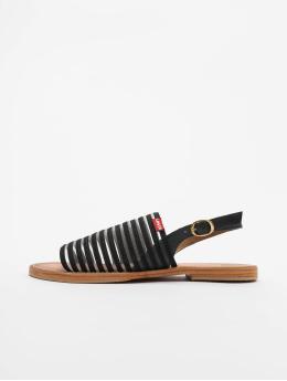 Levi's® Slipper/Sandaal Shastina zwart