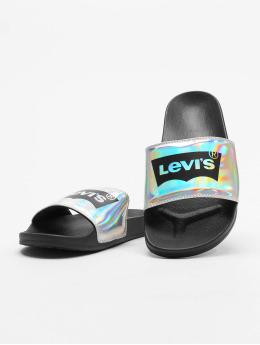 Levi's® Slipper/Sandaal Batwing S zwart