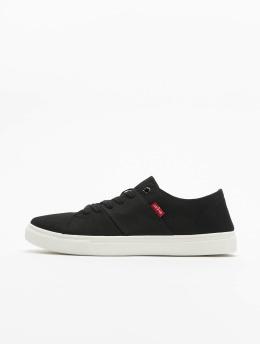 Levi's® Sneaker Pillsbury  schwarz