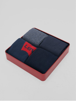 Levi's® Sokken Giftbox blauw
