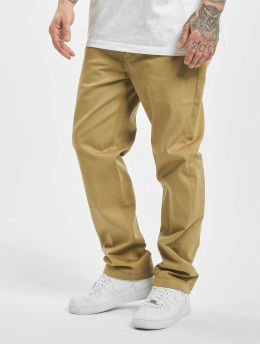 Levi's® Spodnie wizytowe Skate Work brazowy