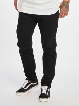 Levi's® Straight Fit Jeans Hi-ball Roll schwarz