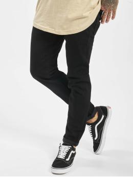 Levi's® Straight fit jeans Hi Ball Roll zwart