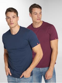 Levi's® T-Shirt 2-Pack bleu