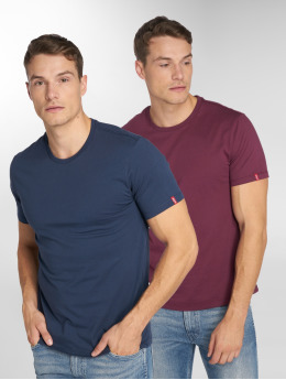 Levi's® T-Shirt 2-Pack blue